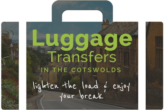 Luggage and Baggage Transfers for Hikers and Ramblers in the Cotswolds